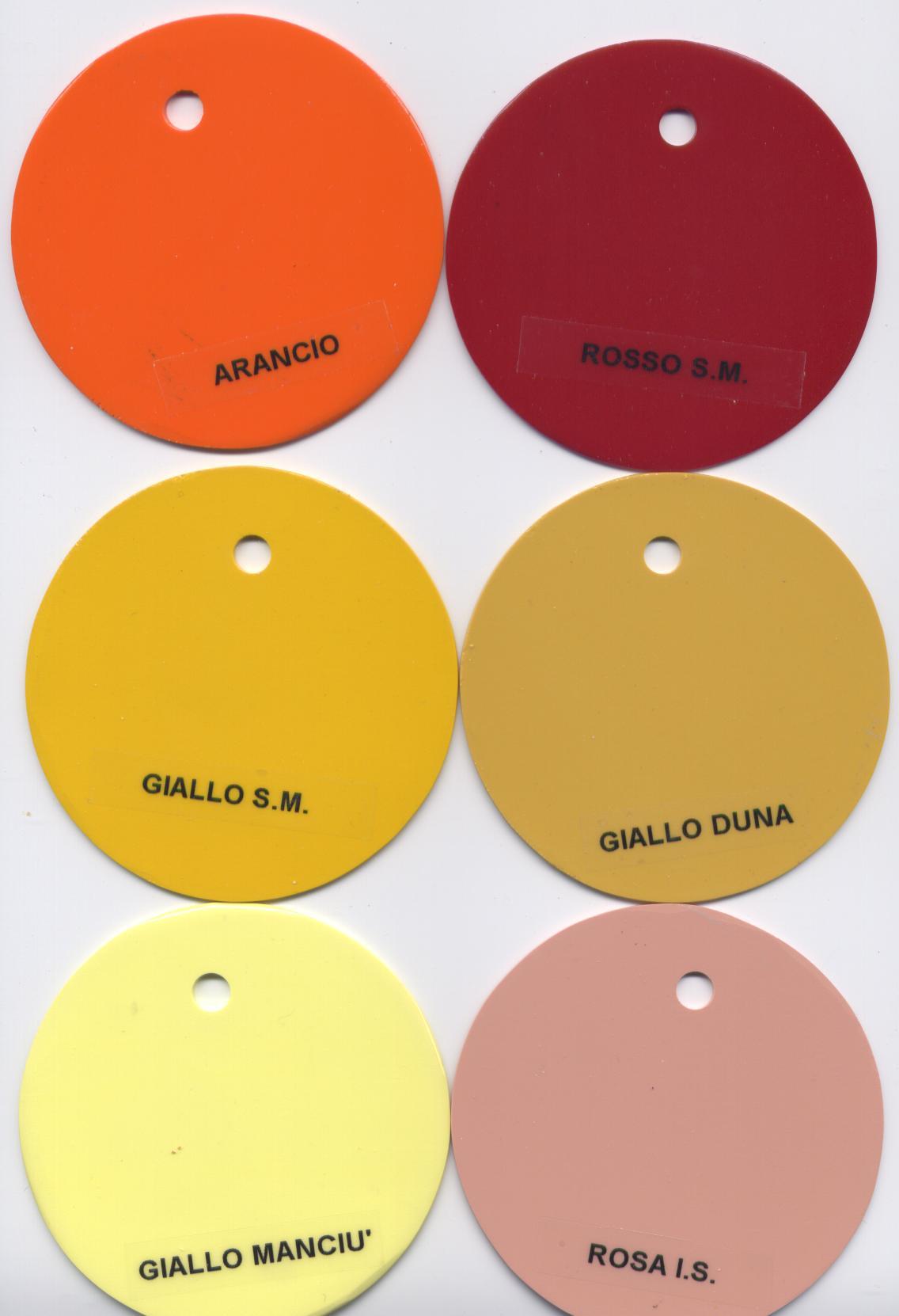 I nostri colori diwa sedili copriwater - Dove stampare pagine a colori ...